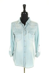 Denim Shirt- $32