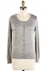 Gray Cardigan- $26