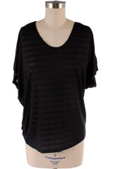 Black Dolman Top $18